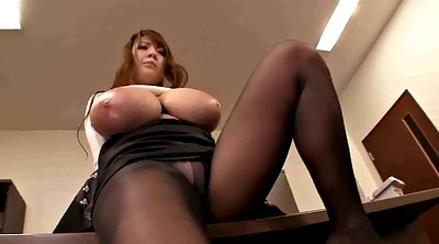 Asian, See, Japanese boss, Japanese huge, Asian huge