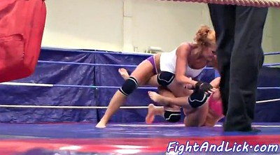 Wrestling, Fight, Box, Fighting, Boxing, Ring