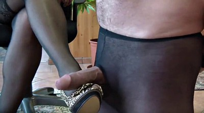 Whip, Whipping, Nylon cock