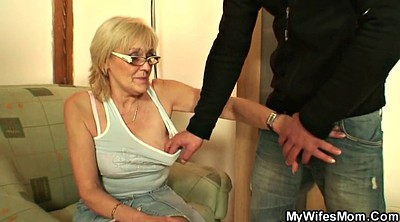 Taboo, Mother in law, Mother-in-law, Skinny milf, Skinny mature, Old milf