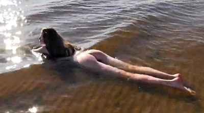 Beach, Nude, Nudism, Nude beach, Teen beach