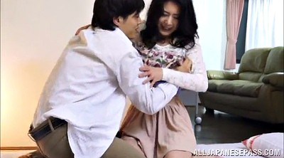 Asian mature, Ejaculation