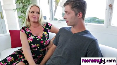 Mommy, Penis, Passion, Mommy blowjob