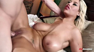 Cougar, Bridgette b, Blonde stepmom, Lick, Spanish milf, Bridgette