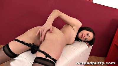 Long dildo, Cucumber, Pussy orgasms, Pink pussy