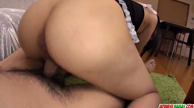 Yui, Asian ass, Big creampie, Japanese ass