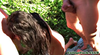 Bush, Amateur teen facial