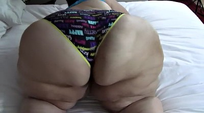 Solo bbw, Shaking, Shake, Big ass solo