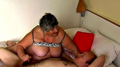 Granny, Mature pussy, Tongue, Old cougar