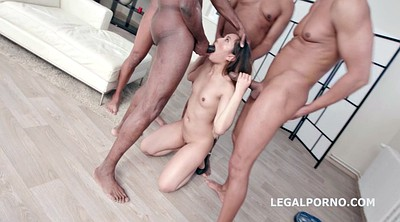 Black asian, Black gangbang asian