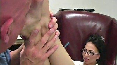 Veronica, Pantyhose footjob, Pantyhose feet, Cumming, Pantyhose office, Pantyhose cum
