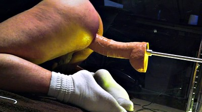 Gay fisting, Huge dildo, Fisting gay, Gay toy, Hanging, Hanged