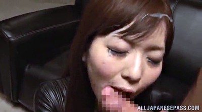 Asian gangbang, Asian handjob, Asian bukkake
