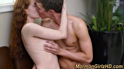 Mormon, Riding creampie