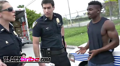 Police, Big black cock, Mature black