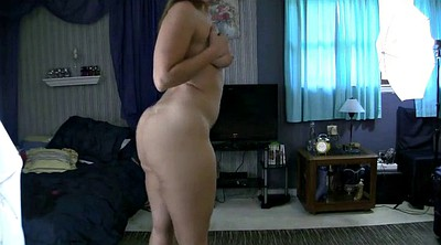 Dance, Blond, Webcam strip, Dancing