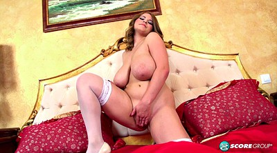 Stockings, Milk, Chubby solo, Stockings solo, Solo stockings, Solo babe