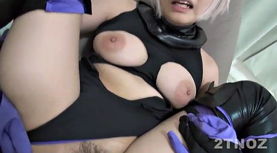 Cosplay, Creampied
