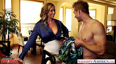 Eva notty, Eva, Big tits mom, Mom milf