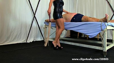 Boots, Boot, Femdom spanking, Violet