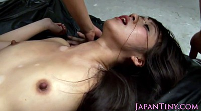 Japanese threesome, Japanese beauty