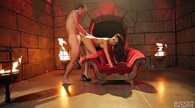 Asa akira, Asian gay, Hell, Anal punishment