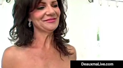 Mommy, Mature squirt, Mature blowjob