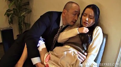 Asian office, Skirt, Moaning