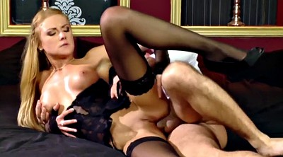 Stocking, Gloves, Thigh, Stocking anal, Fuck stockings, Anal stocking