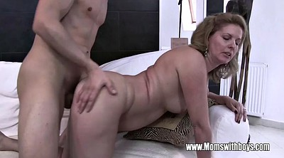 Stepson, Mature anal