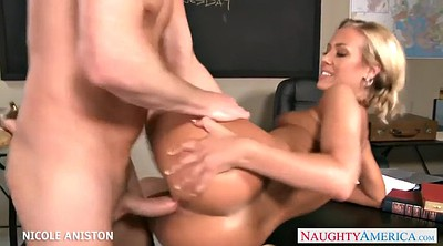 Nicole aniston, Younger, Pigtail