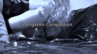 Compilation, Orgasm compilation, Time, Cum compilation