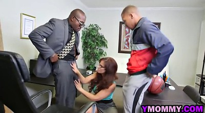 Black mom, Ebony mom, Busty mom, Big tits mom