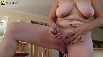 Amateur granny, Matures