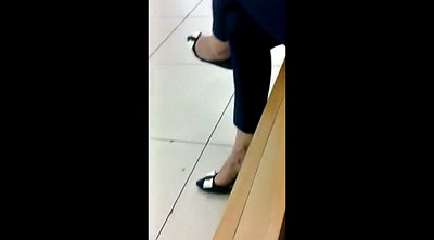 Candid, Feet hd
