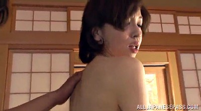Mature, Asian pussy
