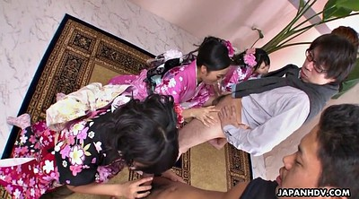 Japanese teen, Teen asian, Geisha, Cock sucking