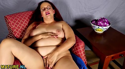 Mature orgasm, Mature big