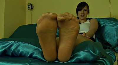 Sole, Nylon feet, Nylon foot