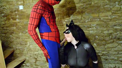 Spiderman, Catwoman