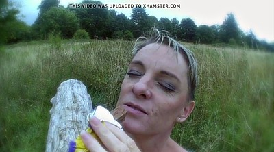 Amateur, British milf