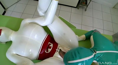 Latex, Hospital, Latex lucy, Bodysuit