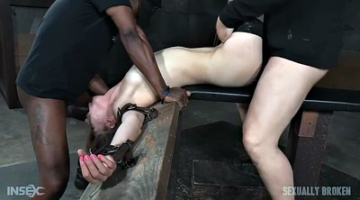 Captured, Mona wales, Cock bondage