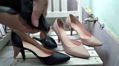 High heels, Sperm, Shoes, High-heel shoe