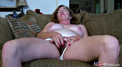 Masturbation hairy, Hairy mature masturbation