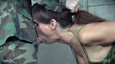 Molested, Army
