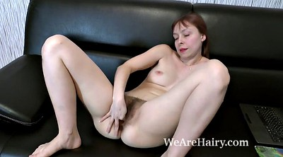 Striptease, Russian hairy