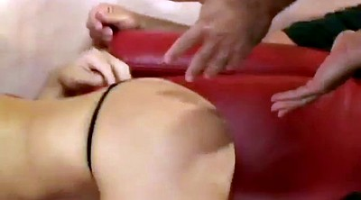 Doggy, Double blowjob