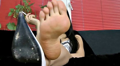 Feet, Shoes, Asian feet