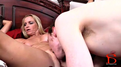 Family, Mother son, Grandma, Granny creampie, Son creampie, Son anal